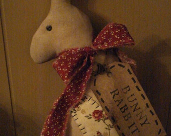 Olde Bunny Rabbit Doll