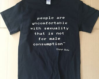 Sexuality not for male consumption Tshirt