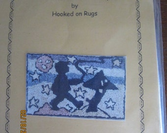 Wylie Primitive  Collection Punch Needle Embroidery Pattern