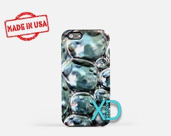 Bubbles iPhone Case, Carbonated iPhone Case, Bubbles iPhone 8 Case, iPhone 6s Case, iPhone 7 Case, Phone Case, iPhone X Case, SE Case