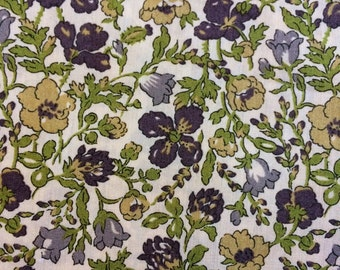 Meadow F - Liberty Tana Lawn fabric