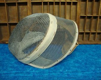 Vintage Fencing Mask
