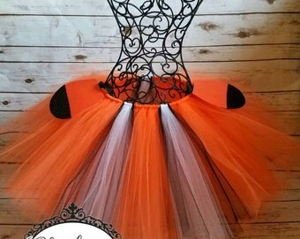 Clown fish inspired Tutu| Nemo  Tutu| Newborn-Adult listing