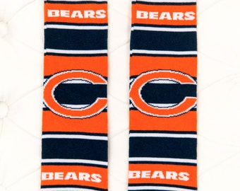 Chicago Bears Baby Leg Warmers