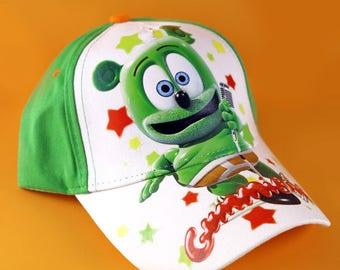 Gummibär The Gummy Bear Children's Hat ~ Cap ~Baseball Hat