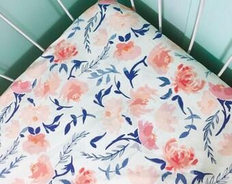 Aqua Crib Bedding Canada