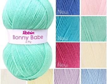 Robin Bonny Babe 4 Ply 100g 10 balls