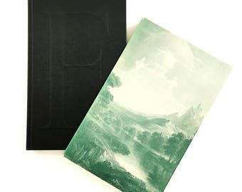 Essays • Ralph Waldo Emerson • Westvaco Publishing 1978 • illustrated • decorative hardcover in slipcase