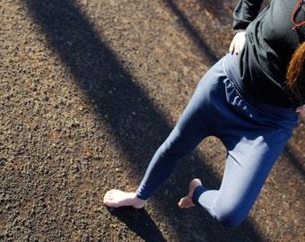 Drop crotch pants, Yoga, Kundalini Yoga, pants, leggings, sport, comfy, organic, cotton, jersey, i can cu