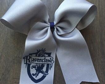 Harry Potter Hogwarts Ravenclaw Hair Bow Universal Studios Hermoine Granger Ron Weasley Universal Studios Hogsmeade