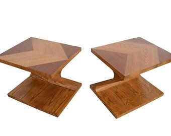 Lane Z Table Mid Century Modern
