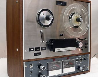 TEAC A-4010SStereo Reel to Reel Tape Recorder / Reproducer
