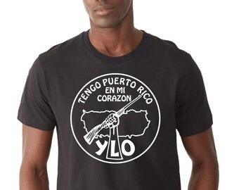 """Revolution NYC Young Lords Party Black T-Shirt / """"FREE SHIPPING!"""""""