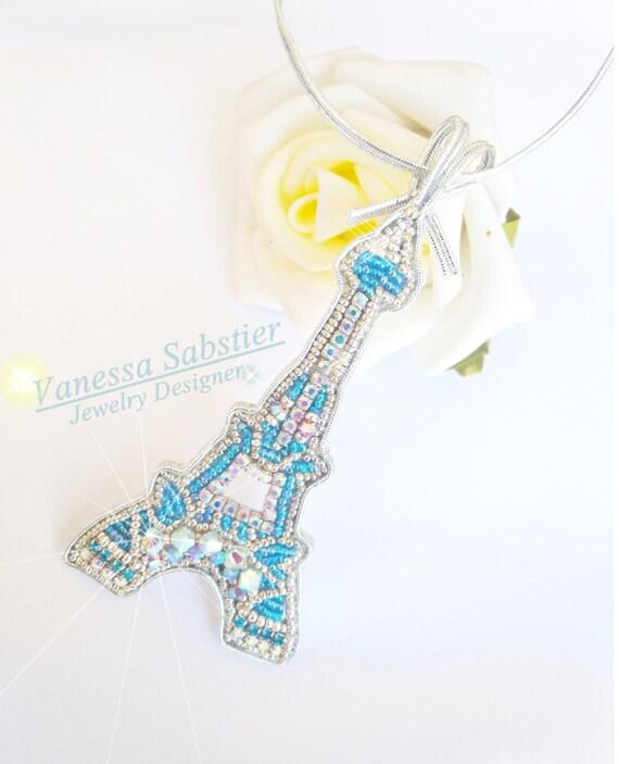 Tour Eiffel Pendant