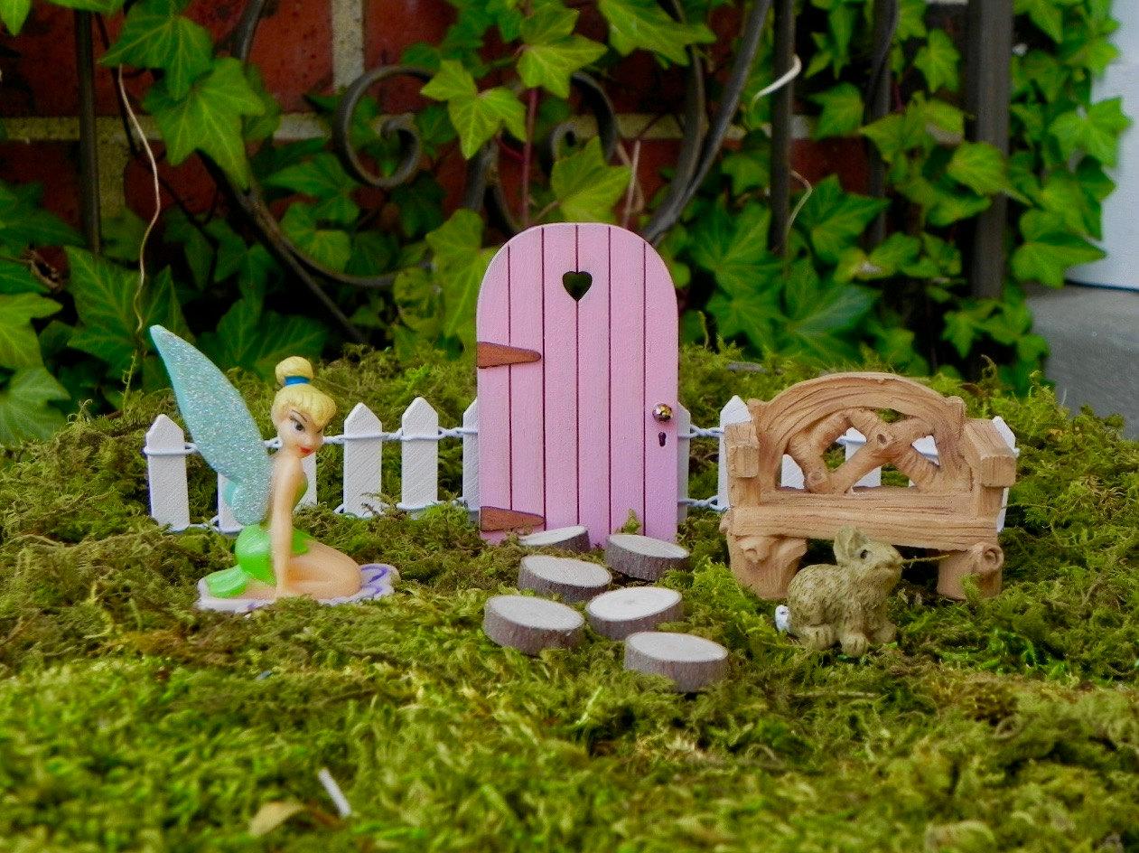 Fairy garden kit diy fairy garden fairy garden starter kit for Fairy garden kits