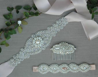 Bridal Belt, Bridal Sash, Bridal Sash Belt, Crystal Bridal Sash, Rhinestone Bridal Belt, Pearl Bridal Belt, Swarovski Crystal Bridal Belt