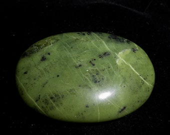 SIBERIAN NEPHRITE JADE *Gem Quality Massage Tool or for Jewelry Mounting