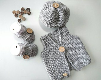 Coming home outfits, baby gift set, baby boy outfit, baby shower gifts, new baby gift, baby hat set, take home outfit, bring home outfit
