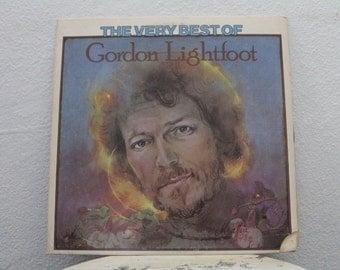"Gordon Lightfoot - ""The Very Best Of Gordon Lightfoot Vol. II"" vinyl record"
