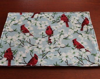 Cardinal Reversible Placemats - Set of 4