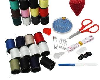 Travel Sewing Kit w/ Bag