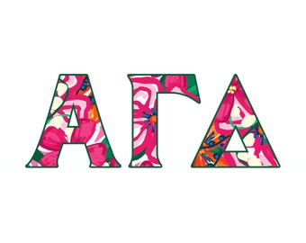 Alpha Gamma Delta sticker sorority, AGD cup decal, Laptop sticker, Multiple sizes available, Indoor / Outdoor 3 year rated vinyl (1693)