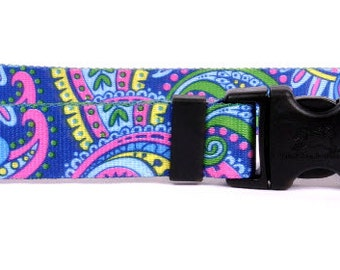 Paisley Power Standard Collar