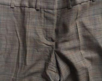 Chloe vintage pants clochard wide leg trousers