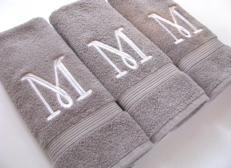 Custom towels hand towel bathroom personalized gift for Bathroom towels