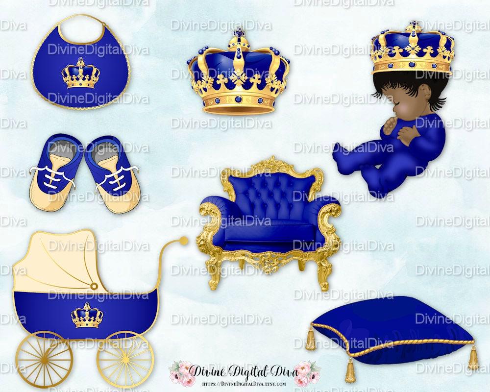 Royal Blue Baby Boy Shoes