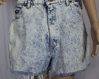 80s LEE cut off shorts