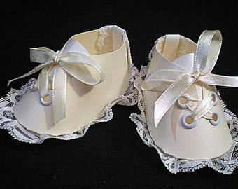 "Box for ""Small white slippers and creams"""