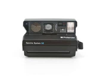 Polaroid SPECTRA System SE instant camera - Film Tested - Guaranteed Working
