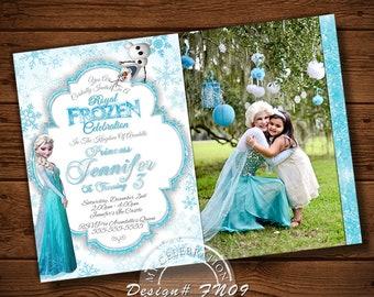 FROZEN BIRTHDAY INVITATION, Frozen Invitation, Frozen Birthday, Frozen Birthday Invitation, Frozen, Frozen Party Pack, Frozen Banner, labels