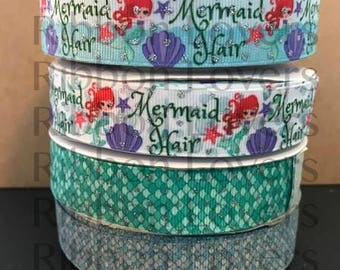 Mermaid hair USDR collection (by the yard)