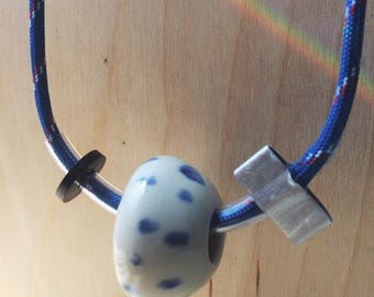 Ceramic Hardware Necklace