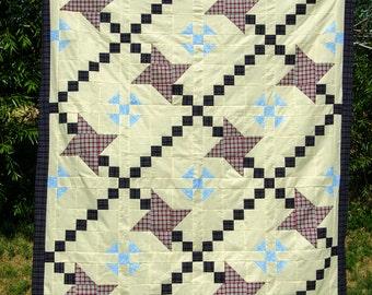 Field of Stars - a Patriotic Quilt Pattern
