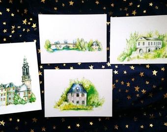 Weimar (postcards)