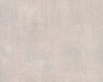 Moda Grunge Basics TAUPE Grey Tan Mottled Background Fabric 30150-359 BTY