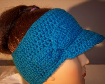 Woman's Headband Hat