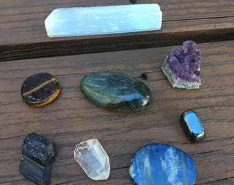 Protection Stones Set