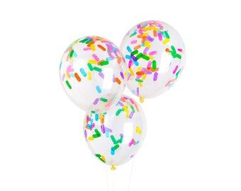 Sprinkles Confetti Balloon Pack