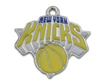 New York Knicks Charm- Qty: 1