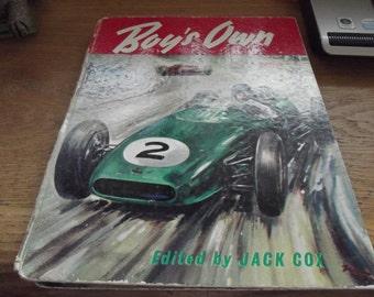 Boys Own annual 1965