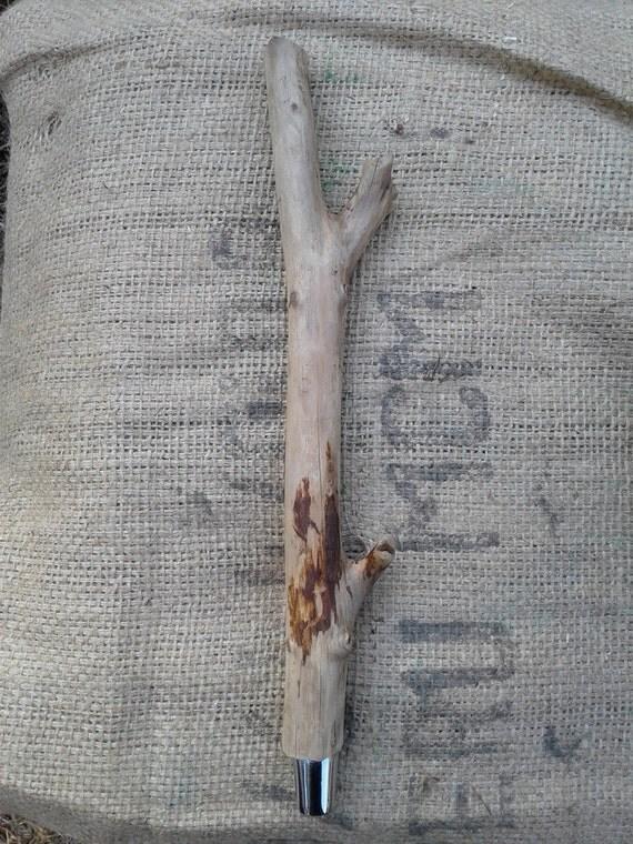 Driftwood Tap Handle #5