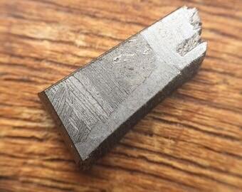 Seymchan etched Meteorite 1.60 grams