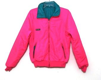 80s neon jacket | Etsy