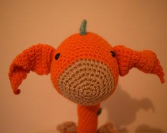 Crochet Dragon, Crochet Dinosaur, Dragon, Dinosaur