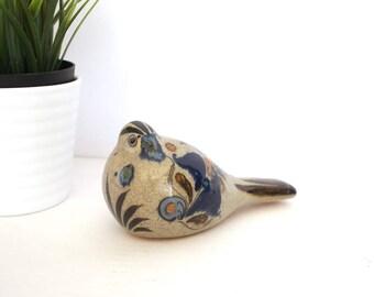 Tonala Bird - Vintage - Mexican - Folk Art