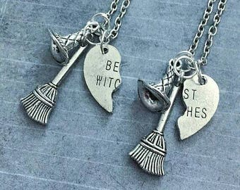 Best Witches Sweetheart Necklace (2 pieces)
